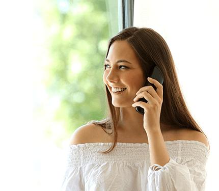 Téléphonie offre triple play