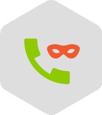 téléphonie - numero masqué