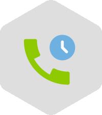 téléphonie - horloge parlante