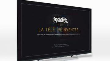 La Télévision Kiwi : simple et intuitive avec Molotov.TV ! 9