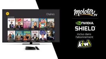 La Télévision Kiwi : simple et intuitive avec Molotov.TV ! 10