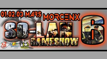 Kiwi, partenaire du SO-Lan Game Show de Morcenx ! 1