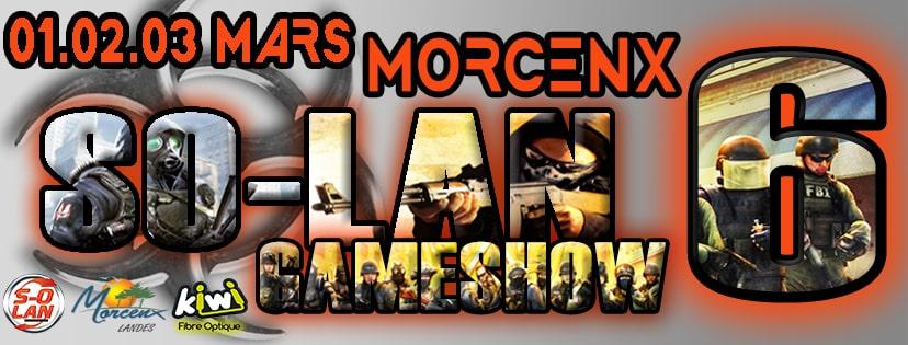 Kiwi, partenaire du SO-Lan Game Show de Morcenx !
