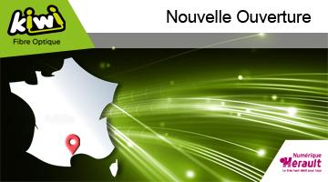 Kiwi étend sa couverture dans l'Hérault ! 1