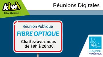 Reunions Digitales Essonne Numérqiue