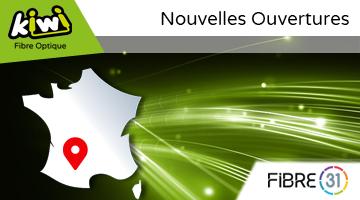 Fibre 31 : Kiwi poursuit son déploiement en Haute-Garonne !